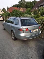 Mazda 6 zum
