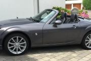"""Mazda MX-5 Roadster-Coupe, Top-Modell Expression Fahrzeug: Mazda MX-5 Roadster-Coupe, EZ 06/2007, 65.600 Km, TÜV 06/2018, Top-Modell \""""Expression\"""" ... 12.400,- D-73547Lorch Heute, 21:16 Uhr, Lorch - Mazda MX-5 Roadster-Coupe, Top-Modell Expression Fahrzeug: Mazda MX-5 Roadster-Coupe, EZ 06/2007, 65.600 Km, TÜV 06/2018, Top-Modell """"Expression"""""""