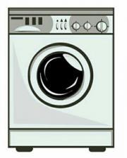 Mehrere Funktionsfähige Waschmaschinen