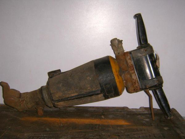 Mehrere Presslufthammer Druckluft Bohrhammer Abbruchhammer