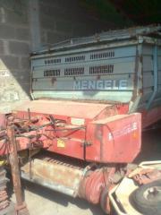 Mengele Ladewagen