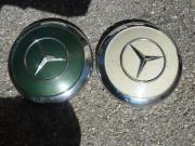 Mercedes alte Radkappen