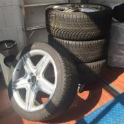 Mercedes AMG Alu-