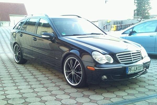 mercedes c klasse w203 c220cdi facelift modell 2005 autmatik in sachsenheim kaufen und. Black Bedroom Furniture Sets. Home Design Ideas