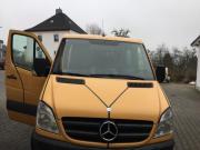 Mercedes sprinter zu