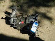Mercedes transporter Getriebe