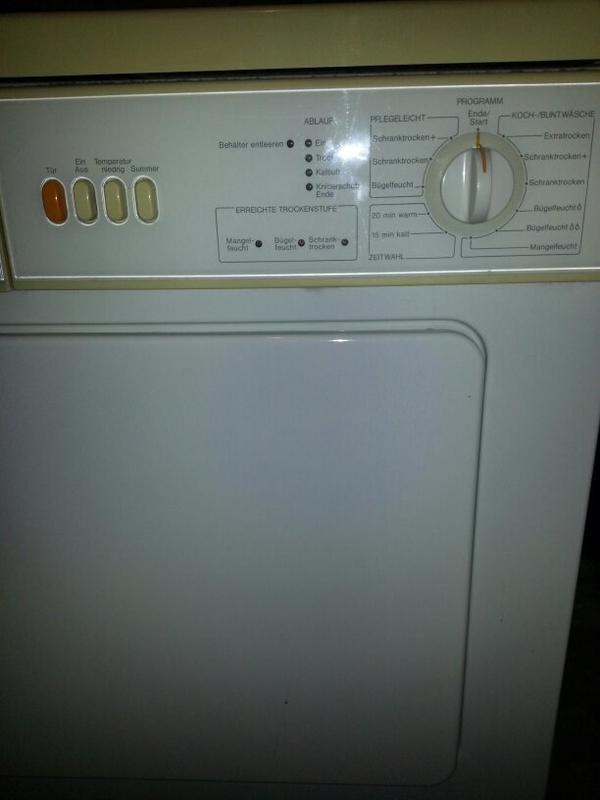 waschmaschinen trockner haushaltsger te stuttgart gebraucht kaufen. Black Bedroom Furniture Sets. Home Design Ideas