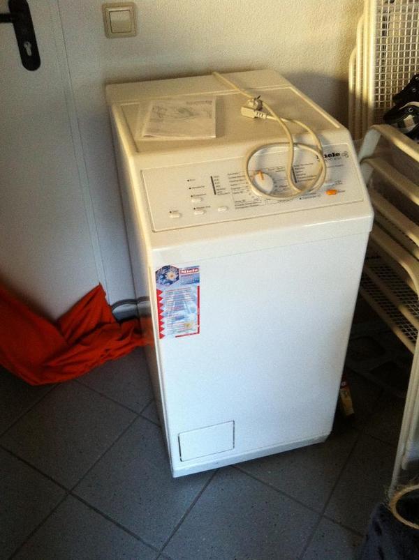 miele waschautomat w 254 toplader in herxheim waschmaschinen kaufen und verkaufen ber. Black Bedroom Furniture Sets. Home Design Ideas