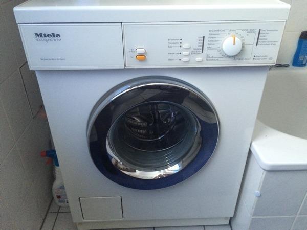 miele waschmaschine novotronic w 844 in birkenau. Black Bedroom Furniture Sets. Home Design Ideas