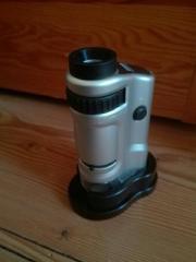 Mikroskop, 40 fache