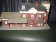 Modellbau-Häuser