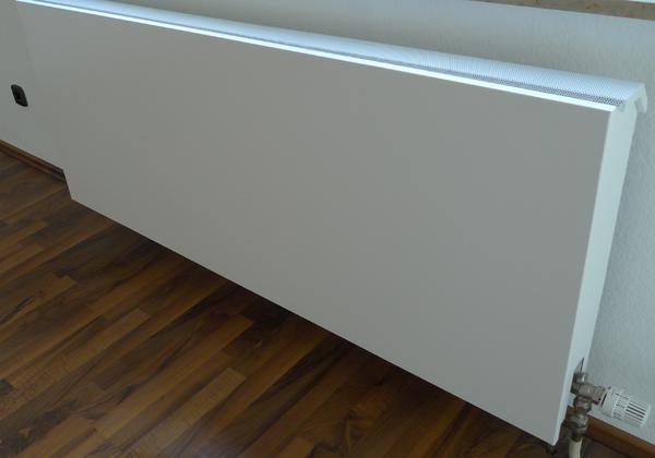 moderne heizk rperverkleidung in wei 160x65x19 cm in. Black Bedroom Furniture Sets. Home Design Ideas