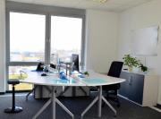 modernes Büro komplett