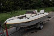 Motorboot/Angelboot mit