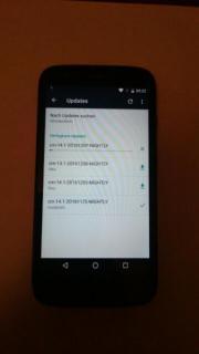 Motorola Moto G LTE XT1039 Android 7.1 Biete ein gebrauchtes Motorola Moto G 1. Generation zum kauf an. Technisch und optisch ist das 4,5 Zoll grosse, sehr handliche Smartphone, in einem ... 60,- D-70806Kornwestheim Heute, 18:29 Uhr, Kornwestheim - Motorola Moto G LTE XT1039 Android 7.1 Biete ein gebrauchtes Motorola Moto G 1. Generation zum kauf an. Technisch und optisch ist das 4,5 Zoll grosse, sehr handliche Smartphone, in einem