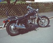 Motorrad Daelim VT