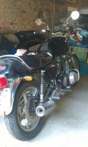 Motorrad/Oldie