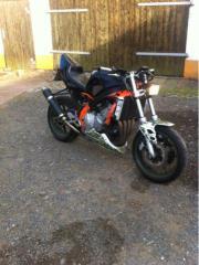Motorrad streetfighter