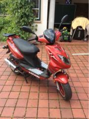 Motorroller Keeway F-