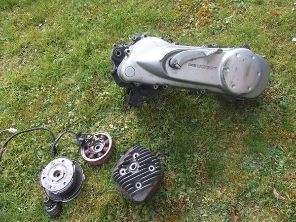 motorteile f r peugeot speedfight 100ccm 2 takt in altbach motorrad roller teile kaufen und. Black Bedroom Furniture Sets. Home Design Ideas