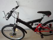 Mountainbike in 26