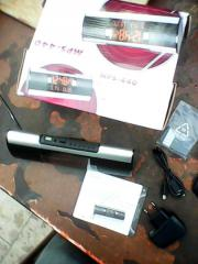 MP3/ USB -Radiowecker