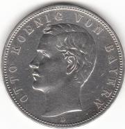 Münze, 5 Mark