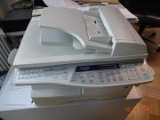 Multifunktionales Fax/drucken/