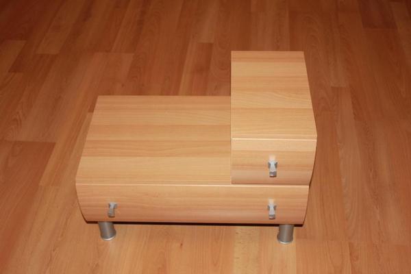 nachttisch betttisch ablagetisch f r schlafzimmer oder. Black Bedroom Furniture Sets. Home Design Ideas