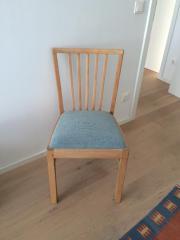 Naturholz Stuhl