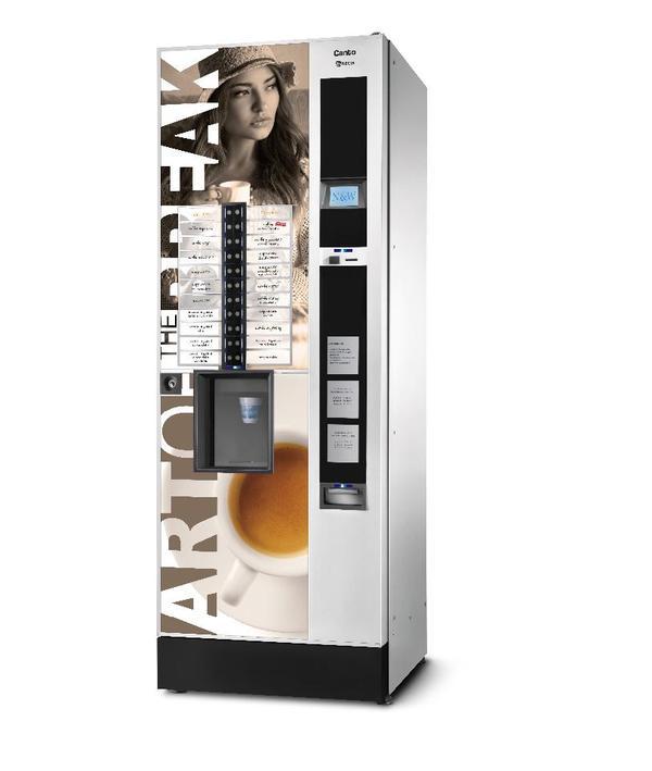 Kaffeeautomat gewerblich