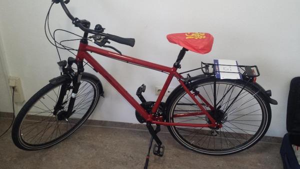 neu unbenutzt draisler herren studi bike fahrrad in karlsruhe herren fahrr der kaufen und. Black Bedroom Furniture Sets. Home Design Ideas