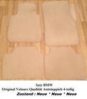 Neue Fußmatten * Original