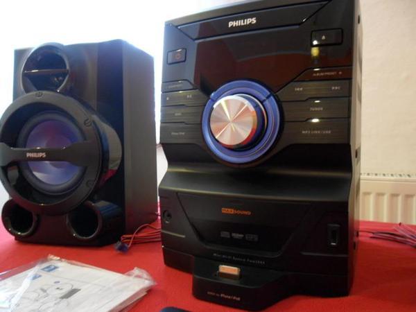neuwertige anlage von philips fwm200d 12 kleinanzeigen aus magdeburg rubrik stereoanlagen t rme. Black Bedroom Furniture Sets. Home Design Ideas