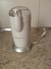 Neuwertige Kaffeemühle Clatronic