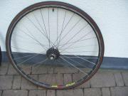 neuwertige Rennrad Laufräder