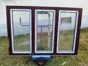 Neuwertiges Kunststofffenster