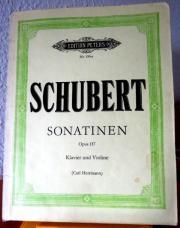 Noten: Fr. Schubert,