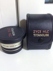 Objektiv Titanium ZYCE