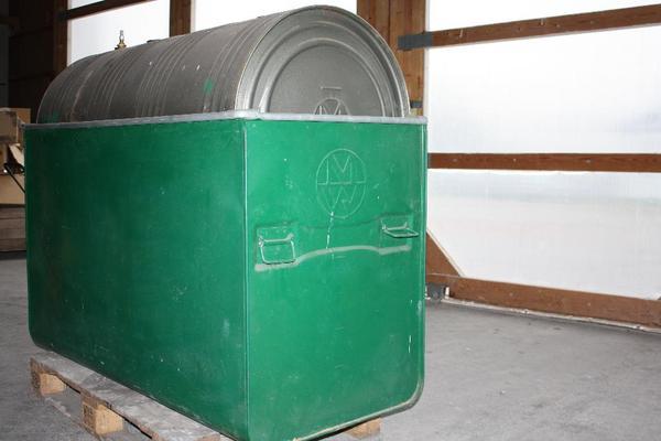 ltank 1000 l in wanne in lehrberg elektro heizungen wasserinstallationen kaufen und. Black Bedroom Furniture Sets. Home Design Ideas