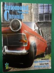 Oldtimer - Automobil Cronik