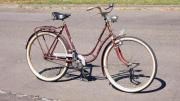 Oldtimer Damenrad, Marke