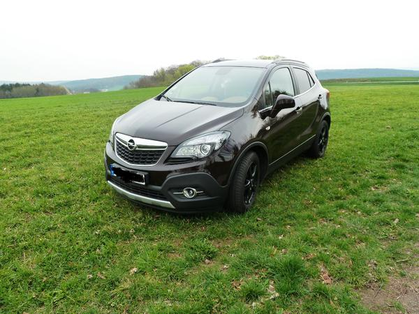 opel mokka 1 7 cdti automatik innovation in h chst opel. Black Bedroom Furniture Sets. Home Design Ideas