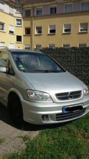 Opel Zafira 2.