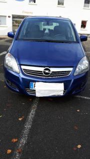 Opel Zafira Edition