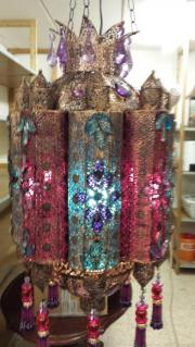 Orientalische )Lampe