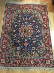 Orientteppich -Feinster Isfahan