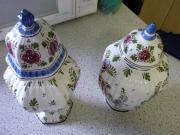 Originale Delft Vasen