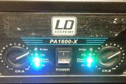 PA LD Systems