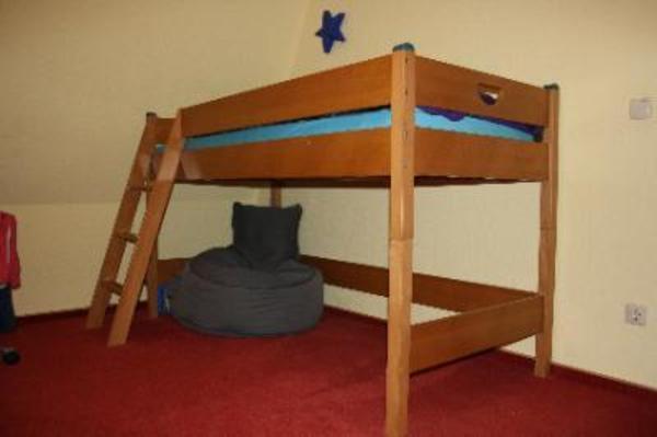 hochbett paidi kleinanzeigen m bel wohnen. Black Bedroom Furniture Sets. Home Design Ideas